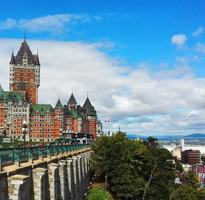長榮!燦爛加東五大城~雙瀑布雙遊船、西恩塔、魁北克兩晚、尼加拉瀑布面瀑房10日(含稅WIFI)