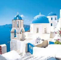 4月連休跟團省★希臘雙點進出、天空之城、德爾菲、雅典衛城、愛情海跳島遊10日