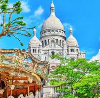 【限時優惠】法國巴黎大堂、梵谷奧維小鎮、左岸、蒙馬特、Outlet8日