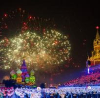 【賺很大】俄羅斯國際軍樂節、雙飛雙城、冬宮博物館、馬戲團、伏特加8日