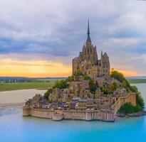 【賺很大】法國聖米歇爾山、諾曼第、塞納河遊船、蒙馬特、米其林風味10日
