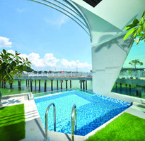 【成行送小費】馬來新視界~大紅花泳池VILLA、高空熱氣球、漫步雲端SKY BAR 5 日