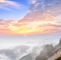 【中國第一動感峽谷】武陵山大裂谷、統景小三峽、武隆天生三橋、仙女山六日