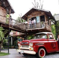 經典泰國5天~高空酒吧.波麗小鎮.綿羊農莊.日本村.水上市場