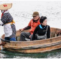 越後新潟 ~世界遺產佐渡島.小木盆舟體驗.採果.彌彥神社.海鮮螃蟹鮑魚溫泉4日遊