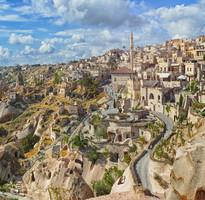 閃購限時省★土耳其熱氣球升空、番紅花城、地下城市、棉堡溫泉、黑海之旅 11日