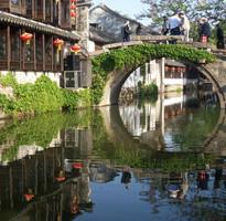 感受漫遊江南古鎮、特色美食5日【早去晚回、周莊鉑爾曼酒店】