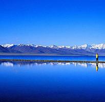 青藏鐵路、那木措、西寧8日