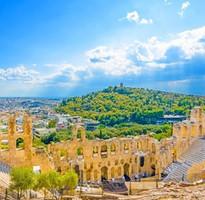 我的天空很希臘(TK;兩點進出)~漂浮天空之城、最愛三島迷情、雅典神話之都10日(含稅)