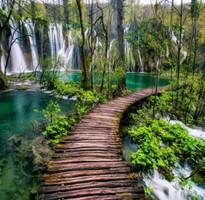 秋季特賣會♯【賺很大】克羅埃西亞、十六湖公園、布列德湖、雙纜車、鐘乳石洞10日
