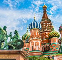 俄羅斯金色雙城8天~地鐵宮殿、國家馬戲團、杜蘭朵餐廳