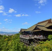 清艙特惠【大阪快閃】日本京都伏見嵐山大阪自由散策4日