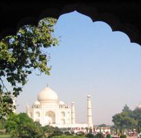 印度帝國玫瑰. 金三角 泰姬瑪哈陵.莎摩皇宮巡禮 8天