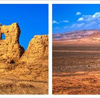 《花現東疆》天山天池、吐魯番、江布拉克、沙漠怪石林8日