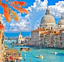 【金質旅遊獎】年中慶送小費~義大利天空之城彩色島雙米其林三高鐵10天