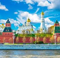金磚俄羅斯~莫斯科、金環、聖彼得堡六晚五星宮廷饗宴10天