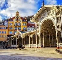輕遊奧捷8天 ~ 維也納、克倫洛夫 、溫泉鎮、布拉格輕旅行