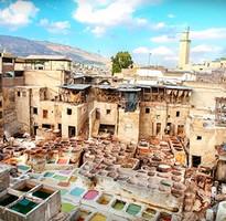 摩洛哥 摩爾式皇城古都 撒哈拉土堡風情13天