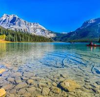 加拿大超值選~五大國家公園、洛磯冰原雪車、閒情班夫小鎮、OUTLET購物趣九日(含稅)