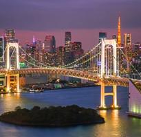 KHH東京逍遙遊~迪士尼、凱蒂貓樂園、螃蟹溫泉香、台場購物趣六日(含稅)