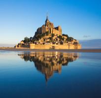 【蜜月典藏】法國聖米歇爾山、莎特爾燈光節、羅亞爾河三堡、必遊雙宮10日