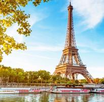 【新視界假期】荷比法三遊船*香檳酒莊*巴黎住三晚*阿丹塔十日