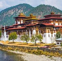喜馬拉雅山之神秘古國 不丹 錫金 大吉嶺 12天