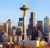 【賺很大】長榮!西雅圖深度~派克市場、星巴克創始店、太空針塔登塔、微軟總部、雙峰瀑布、OUTLET購物7日(含稅)