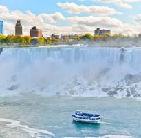 【賺很大】華航!美東五大城~尼加拉瀑布、雙遊船、六大風味餐、OUTLET購物10日