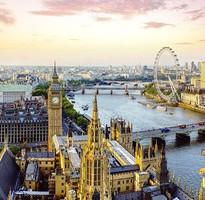 倫敦輕團體小資7天