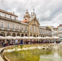 暑降省很大♯葡萄牙深度之旅11天 ~ 大城小鎮、聖人之路、天空之城