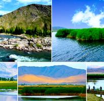 《現省一萬》北疆喀納斯、禾木村、那拉提、賽里木湖、可可托海、巴音布魯克12日●三排椅