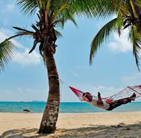 海景下午茶、鉑爾曼海景房、盡享放鬆好時光海南6日(含秀、按摩)