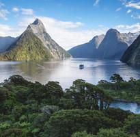 【旗艦典藏】紐航直飛紐西蘭南北島、地熱冰河、峽灣火車、美食體驗10日