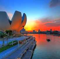 新馬限定GO~金沙濱海灣、樂高遊樂園、雲頂法國村、最愛吉隆坡五日(含稅)