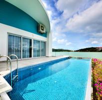 【暢遊馬來】大紅花海上屋泳池VILLA、馬六甲巡禮、雲頂高原娛樂城6日-馬航