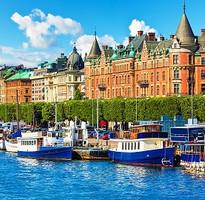 瑞典冰島挪威三大峽灣勞瑪鐵道13 天(峽灣區美景飯店、峽灣天際景觀纜車)