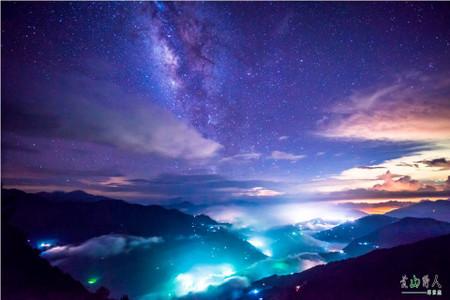 【觀光巴士】清境‧合歡山夕陽銀河 專業嚮導 2天(可換搭高鐵)