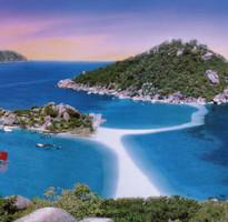 夢幻仙境蘇梅島5日遊-精采離島之旅2選1(兩人成行.含小費)