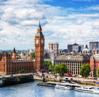 秋遊》特選英荷~歐洲之星˙牛津大學城˙英格蘭最美拜伯利小鎮˙絕美羊角村˙雙遊船8日