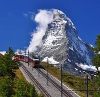 經典德瑞~瑞士傳奇雙峰、頭等艙黃金列車、景觀城堡飯店、米其林推薦餐廳11日(含稅)