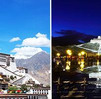 《今生必遊》魅力西藏~日光拉薩.藝術日喀則.發源山南.兩大聖湖.青藏鐵路10日●天堂洲際