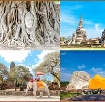 【預購暑假】經典古意繽紛泰國5日~水世界主題樂園、綠山動物園、ICONSIAM綜合商城、大城遺跡(高出、含稅)