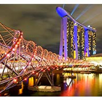 《樂齡秋遊》特選新加坡~星耀樟宜、雙溪布洛濕地、城市展覽館、濱海灣花園、金沙娛樂城暢遊4日(高出、含稅)