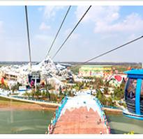 《暑假》上海迪士尼樂園、世界旗艦海洋公園、親子DIY江南5日遊●杜拜帆船卓美亞酒店