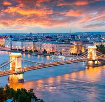 奧匈帝國雙酒區、絕代風華四古都、馬術村、8大風味、多瑙河遊船10日