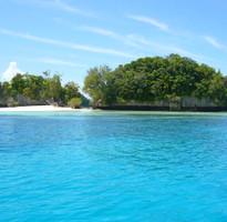 【日暉渡假村】帛琉頂級北島夜釣、大斷層、牛奶湖、海豚灣、星光狂歡夜5日