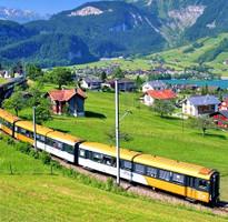 【新視界假期】體驗超值 瑞士三大名峰 三大火車深度10天