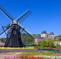 相約令和九州~玩豪斯登堡、長崎電車體驗、博多運河城、蝴蝶夫人故居五日(含稅)