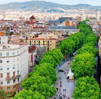 【美食節】西班牙雙點進出、白色山城、巴塞隆納兩晚、高第建築11日